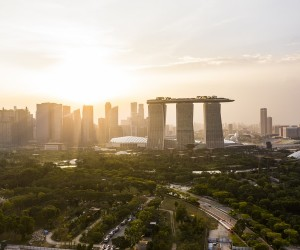 Сингапур: Сочетание природы с городской жизнью