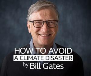 Билл Гейтс: Коронавирус мәселесін шешу климатпен салыстырғанда оңай