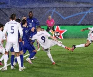 Реал Мадрид өз алаңында Челсимен тең түсті