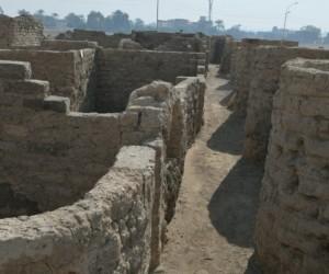 Египетте 3000 жылдық «жоғалған алтын қала» табылды