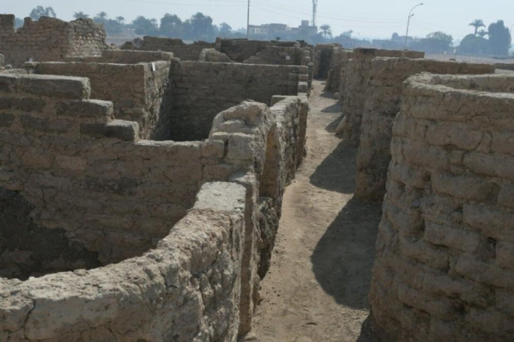 Тутанхамон, Египет, алтын қала, Луксор,