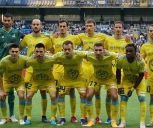 «Астана» крупно обыграла команду из Мальты