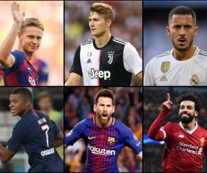 FIFA 2019: ЕҢ ҮЗДІК ОЙЫНШЫЛАР ТІЗІМІ