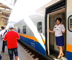 Услуги  железнодорожного транспорта  подорожали на 9,5