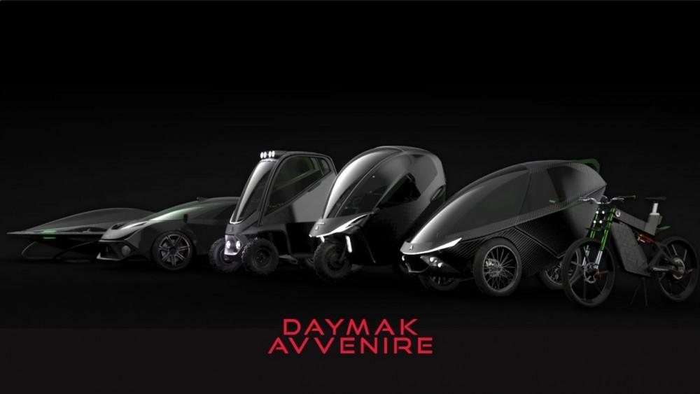 Скоро появятся экологические легкие машины LEV