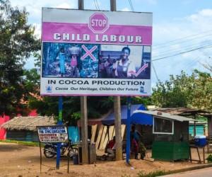 В Кот-д'Ивуаре детей использовали в качестве рабов