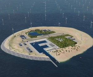 Дания мұнай мен газдың жағылуын тоқтату үшін, Солтүстік теңізде арал салады