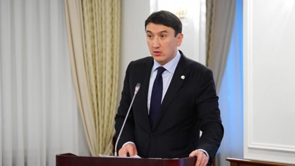 су, құбыр, министр, Мағзұм Мырзағалиев, үкімет отырысы,