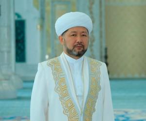 Верховный муфтий Казахстана обратился к предпринимателям