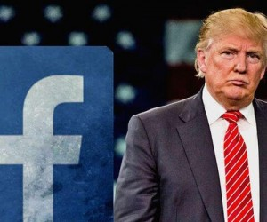 Facebook қызметкерлері Трамп жазбасына байланысты  жұмыс істеуден бас тартты