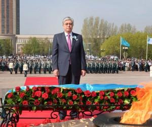 Тоқаев Мәскеудегі Жеңіс парадына қатысады