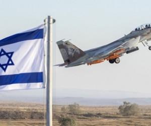 Израиль Сирияға әуе арқылы шабуыл жасады
