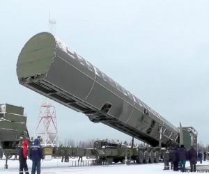 Россия и США увеличили число ядерных боеголовок