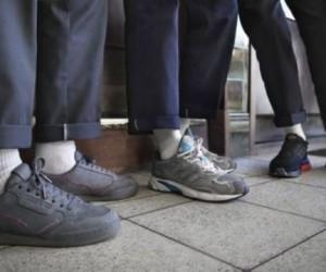 Қазақстандық полицейлер енді кроссовкамен жүреді