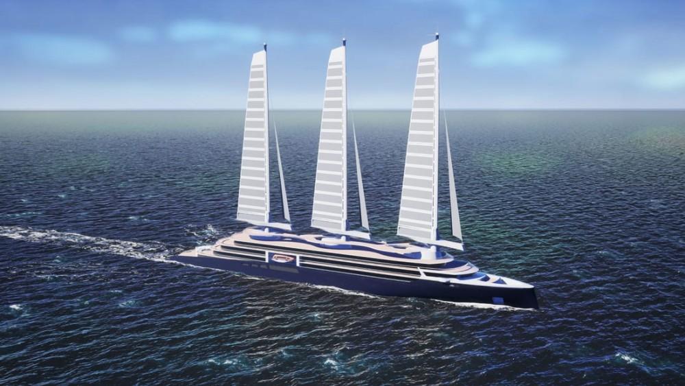 Компания Chantiers de l'Atlantique планирует построить круизные лайнера с «нулевым выбросом»