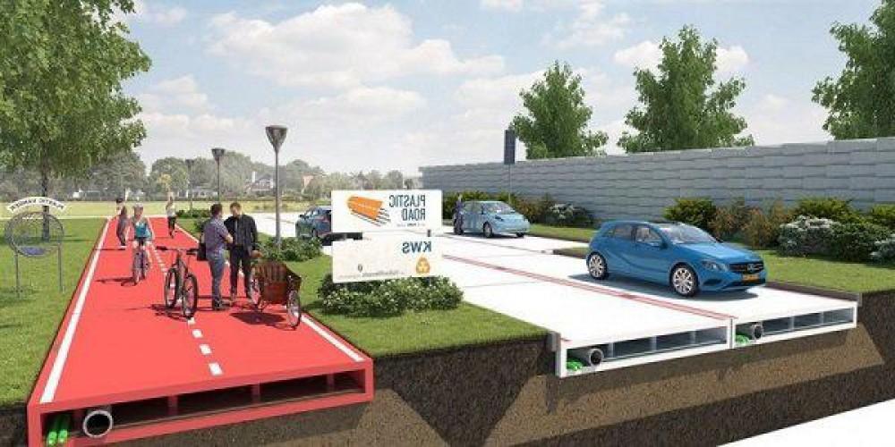 пластик жол, жол, пластик, қалдық, экология, тас жол, үндістан, шотландия,