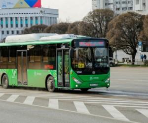 Автопарки Алматы планируют закупить эко-автобусы