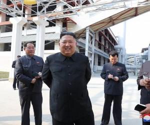 Ким Чен Ын 20 күн үзілістен кейін алғаш рет көпшілік алдында көрінді