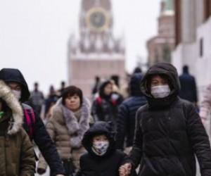 Ресей коронавирус жұқтырғандар саны бойынша әлемде үшінші орынға шықты