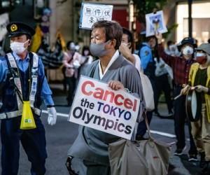 Японцы против проведения в стране Олимпийских игр