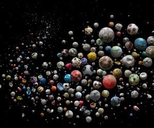 В Алматы проходит эко-выставка всемирно известного фотографа