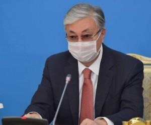 Токаев: Казахстан занимает лидирующие позиции в экологическом антирейтинге