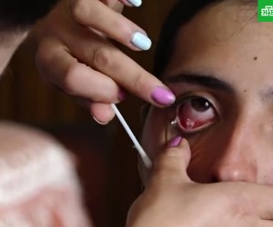 Армениялық келіншектің көзінен шыны төгілуде