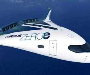 Самолет без выбросов построят к 2035 году