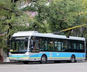 В общественном транспорте в Алматы появится бесплатный Wi-Fi